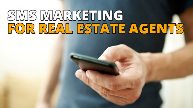 SMS Marketing for Real Estate Agents